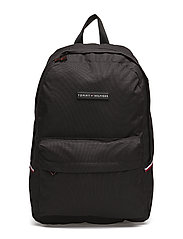 TOMMY BACKPACK - BLACK
