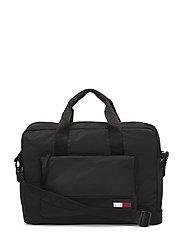 ESCAPE COMPUTER BAG, - BLACK