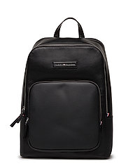 CORPORATE MIX BACKPACK - BLACK