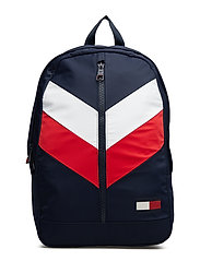 TOMMY BACKPACK CHEVR - CORPORATE