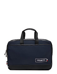 TH PATCH SLIM COMPUT - TOMMY NAVY / BLACK