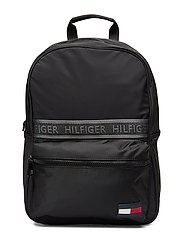 Sport Mix Backpack S Ryggsekk Veske Svart TOMMY HILFIGER