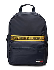 Sport Mix Backpack S Ryggsekk Veske Blå TOMMY HILFIGER