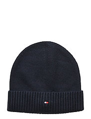PIMA COTTON BEANIE - SKY CAPTAIN