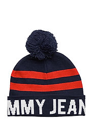 TJM BOLD LOGO BEANIE - CORPORATE