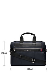 Tommy Hilfiger - ELEVATED NYLON COMPU - computertasker - sky captain - 5