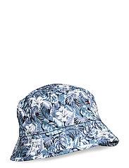 FLAG BUCKET HAT REVERSIBLE - SKY CAPTAIN