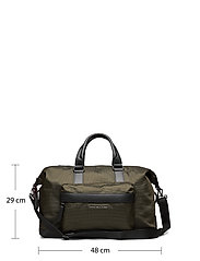 Tommy Hilfiger - ELEVATED NYLON DUFFLE - weekend bags - camo green - 5