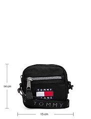 Tommy Hilfiger - TJM HERITAGE REPORTER - sacs à bandoulière - black - 5