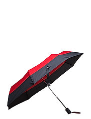 TH FOLDABLE UMBRELLA - RWB COLOUR BLOCK