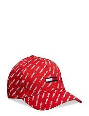 Tju Printed Flag Cap (Repeat Logo) (240 kr) - Tommy Hilfiger ... 90ac33a6e3