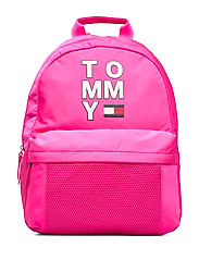 TH KIDS TOMMY BACKPA - PINK GLO