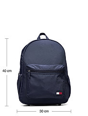 Tommy Hilfiger - NEW ALEX BACKPACK - backpacks - twilight navy - 6