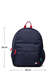 Tommy Hilfiger - CORE BACKPACK - backpacks - twilight navy - 5