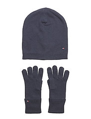 NEW ODINE GLOVES&BEA - TOMMY NAVY