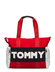 TOMMY NYLON TOTE - CORPORATE CB