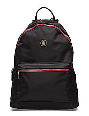 POPPY BACKPACK - BLACK
