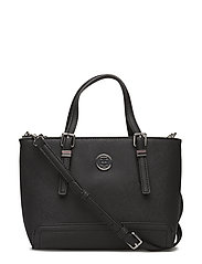 HONEY SMALL TOTE - BLACK