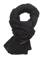 EFFORTLESS KNIT SCARF - TOMMY NAVY