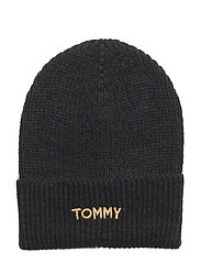 EFFORTLESS KNIT BEANIE - TOMMY NAVY
