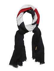 CHEVRON MASCOT SCARF - CORPORATE