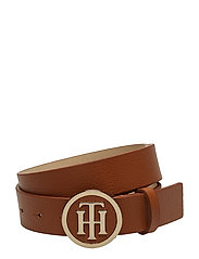 TH ROUND BELT 3.0, 4 - DARK TAN