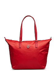 POPPY TOTE - TOMMY RED
