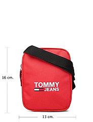Tommy Hilfiger - TJW COOL CITY COMPAC - shoulder bags - flame scarlet - 4