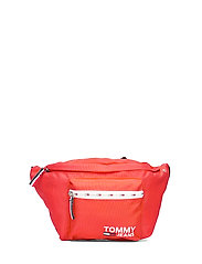 TJW COOL CITY BUMBAG - FLAME SCARLET
