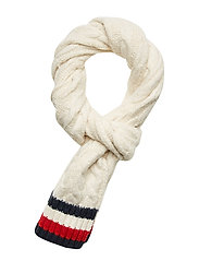 CABLE KNIT SCARF, TF - CORPORATE