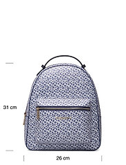 Tommy Hilfiger - ICONIC TOMMY  BACKPA - backpacks - blue ink - 5