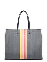 TOMMY BEACH BAG RAFF - NATURAL