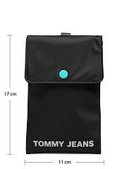 Tommy Hilfiger - TJW NAUTICAL MIX PHO - puhelimen kuoret - black - 5