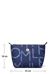 Tommy Hilfiger - POPPY WASHBAG PRINT - torby kosmetyczne - rope print - 5