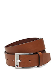 NEW ALY BELT - DARK TAN