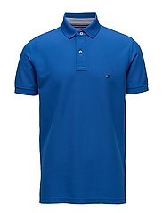 HILFIGER REGULAR POL - STRONG BLUE