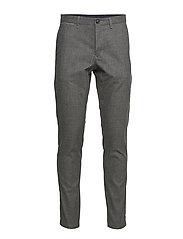 STRAIGHT DENTON CHINO WOOL LOOK - EIFFEL TOWER