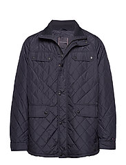 BT-QUILTED JACKET-B - 413-SKY CAPTAIN