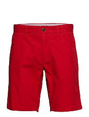 BROOKLYN SHORT LIGHT - HAUTE RED