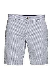 Brooklyn Short Ithaka Stripe