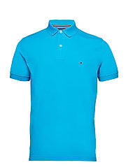 TOMMY REGULAR POLO - VIVID BLUE