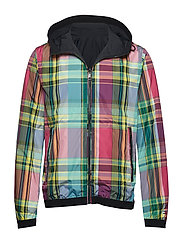 Reversible Madras Jacket