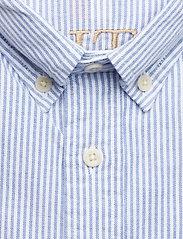 Tommy Hilfiger - ICON OVERSIZED STRIPE SHIRT - business skjorter - shirt blue / bright white - 2