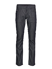 2 MB DENTON STRAIGHT - RAW DENIM - RAW DENIM