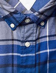 Tommy Hilfiger - CLASSIC TARTAN SHIRT - rutede skjorter - sodalite blue / navy blazer / - 2