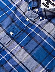 Tommy Hilfiger - CLASSIC TARTAN SHIRT - rutede skjorter - sodalite blue / navy blazer / - 3