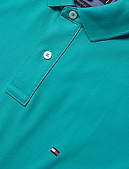 Tommy Hilfiger - TOMMY REGULAR POLO - short-sleeved polos - aquatic teal - 2