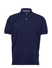 TOMMY REGULAR POLO - BLUE INK