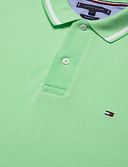 Tommy Hilfiger - BASIC TIPPED REGULAR - polos à manches courtes - neo mint - 2
