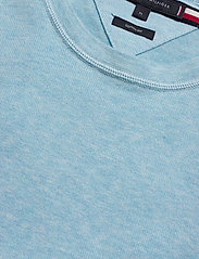 Tommy Hilfiger - ORGANIC COTTON SILK CREW NECK - pulls col rond - sail blue heather - 2